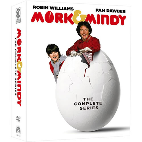 Mork & Mindy - Complete Series DVD For Sale