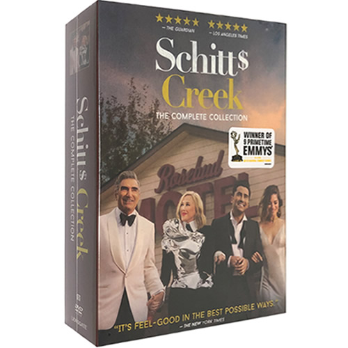 Schitts Creek The Complete Collection on DVD For Sale