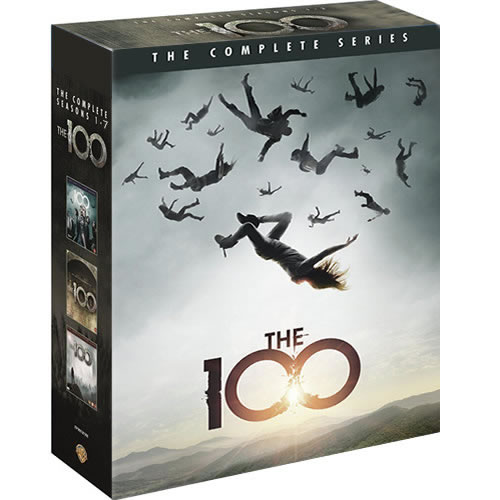 The 100 - Complete Series DVD For Sale
