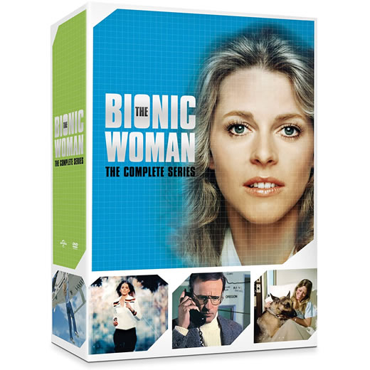 The Bionic Woman - Complete Series DVD For Sale
