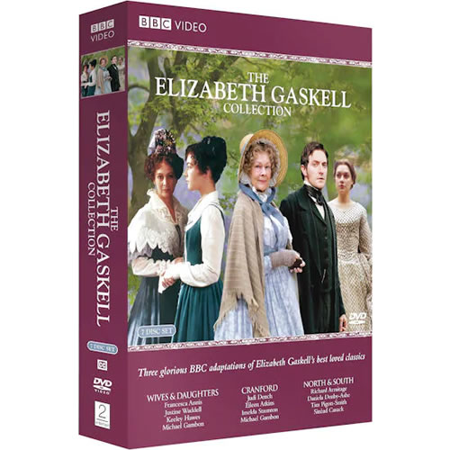 The Elizabeth Gaskell Collection on DVD For Sale