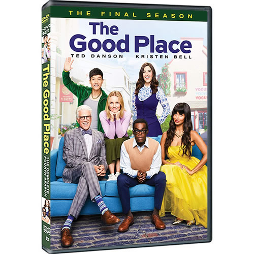 The Good Place Season Final DVD For Sale in UK