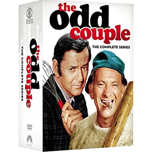 The Odd Couple - Complete Series DVD For Sale