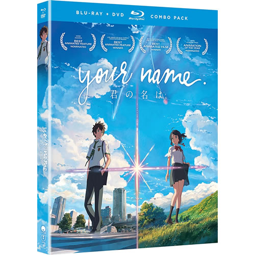 Your Name. on DVD For Sale