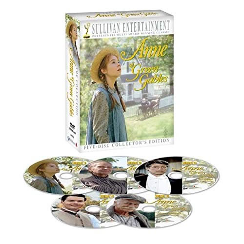 Anne of Green Gables on DVD For Sale