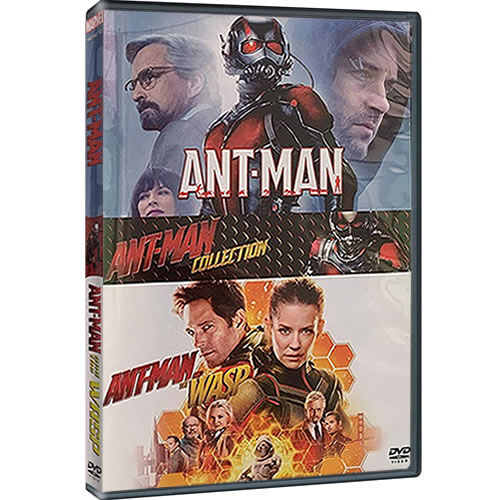Ant-man 1-2 Collection on DVD For Sale