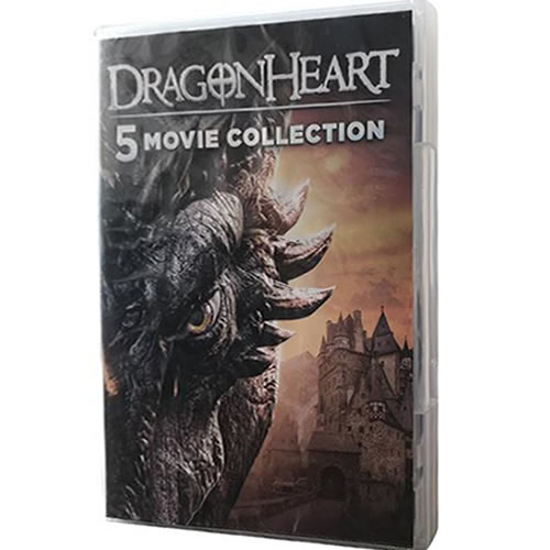 Dragonheart: 5-Movie Collection on DVD For Sale