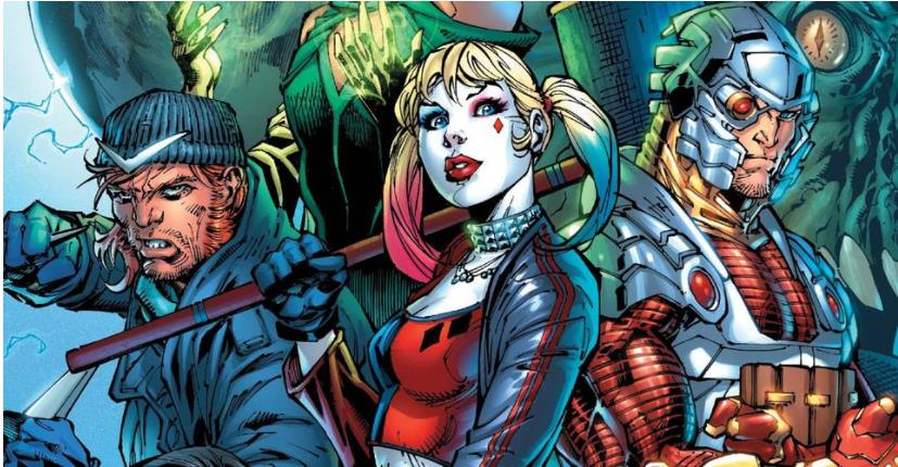 Harley Quinn Just Exposed The Suicide Squad's Secret Weakness