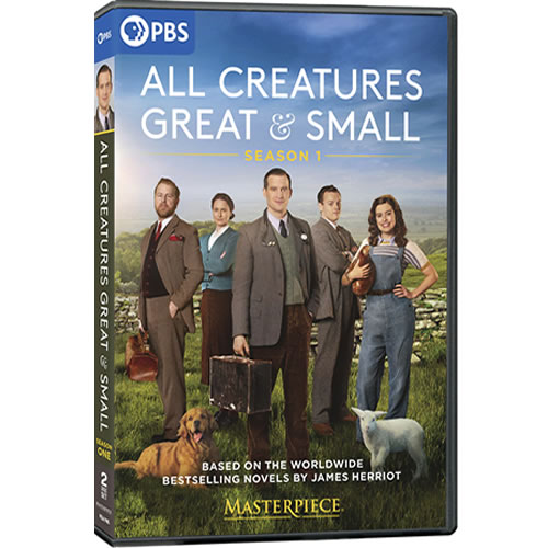 Buy All Creatures Great and Small Season 1 DVD in UK
