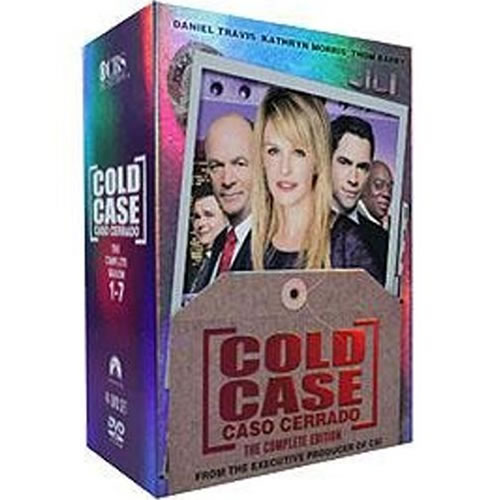 Cold Case - Complete Series DVD For Sale