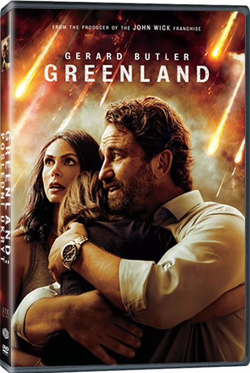 Greenland on DVD For Sale