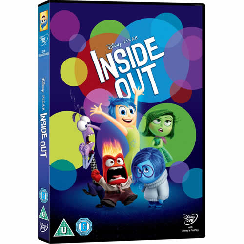 Inside Out on DVD For Sale