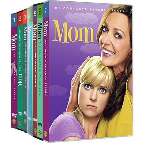 Mom: Complete Series 1-7 DVD For Sale
