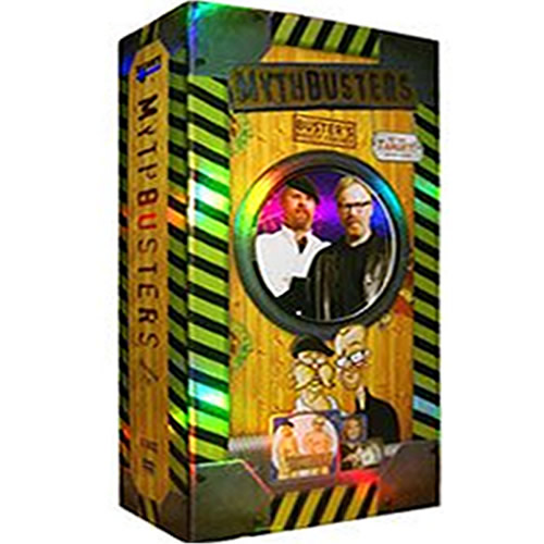 MythBusters - Complete Series DVD For Sale