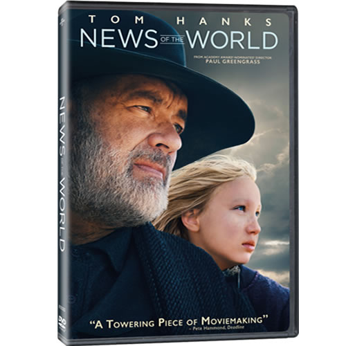 News Of The World on DVD For Sale