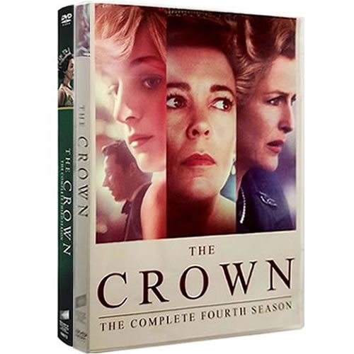 The Crown: Complete Series 3-4 DVD For Sale