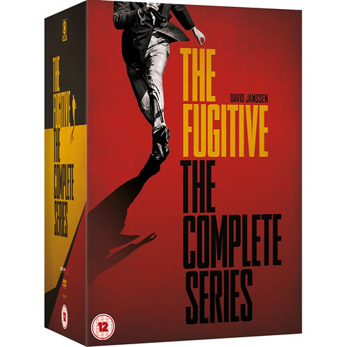 The Fugitive - Complete Series DVD For Sale