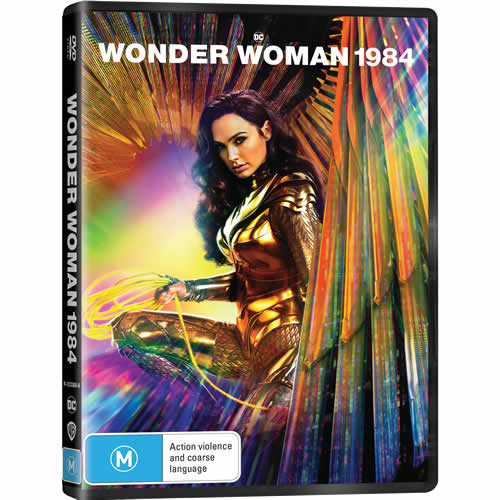 Wonder Woman 1984 on DVD For Sale