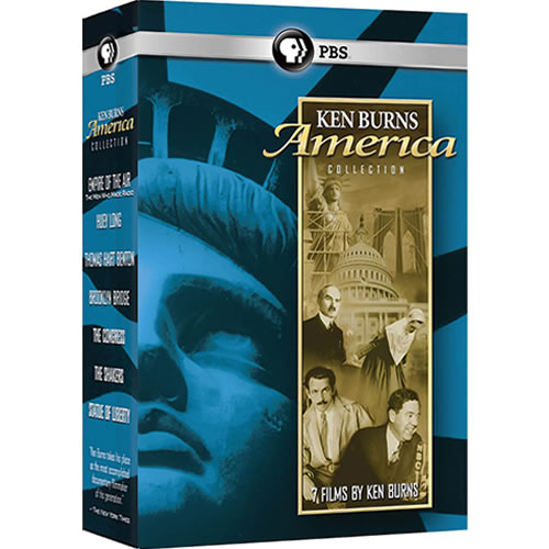 Ken Burns America Collection on DVD For Sale