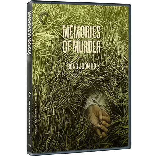 Memories of Murder on DVD For Sale