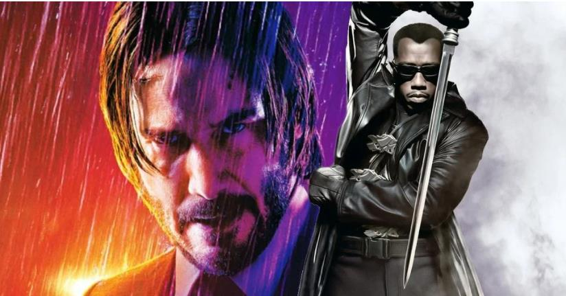 John Wick 4 Reportedly Eying Wesley Snipes For Swordsman Role