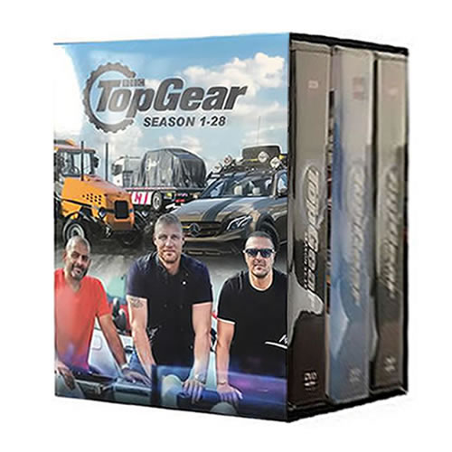 Top Gear - Complete Series DVD For Sale