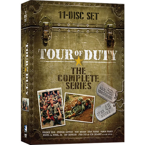 Tour of Duty - Complete Series DVD For Sale
