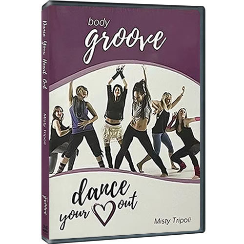 Body Groove Dance: Your Heart Out on DVD For Sale