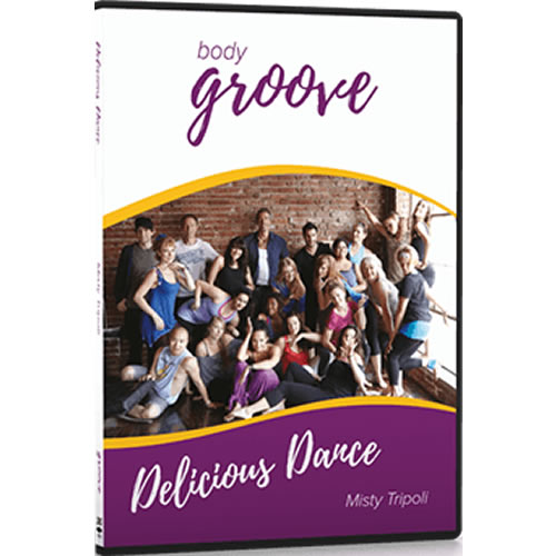 Body Groove: Delicious Dance on DVD For Sale