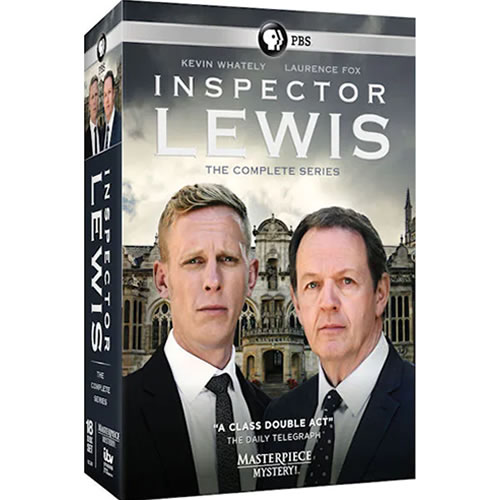Inspector Lewis - Complete Series DVD For Sale
