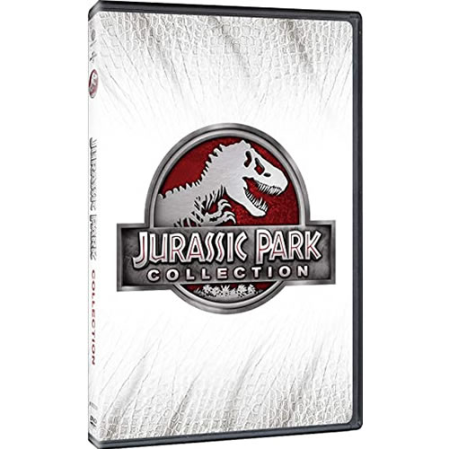 Jurassic Park Collection on DVD For Sale