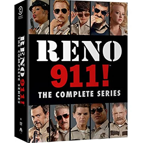 Reno 911 - Complete Series DVD For Sale