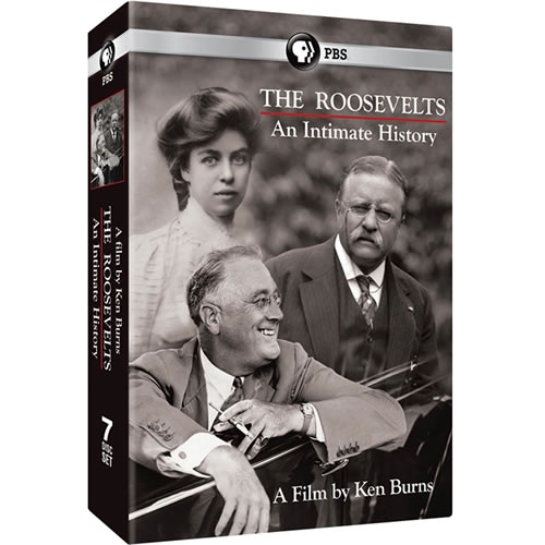 The Roosevelts: An Intimate History on DVD For Sale