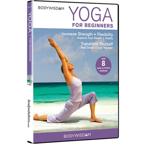 Yoga For Beginners on DVD For Sale