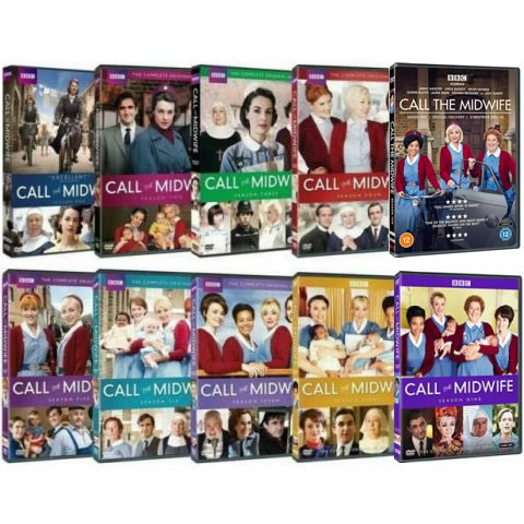 Call The Midwife: Complete Series 1-10 DVD For Sale