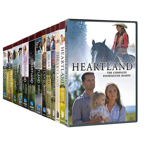 Heartland: Complete Series 1-14 DVD For Sale