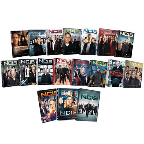 NCIS: Complete Series 1-18 DVD For Sale