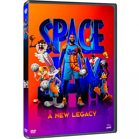 Space Jam: A New Legacy on DVD For Sale