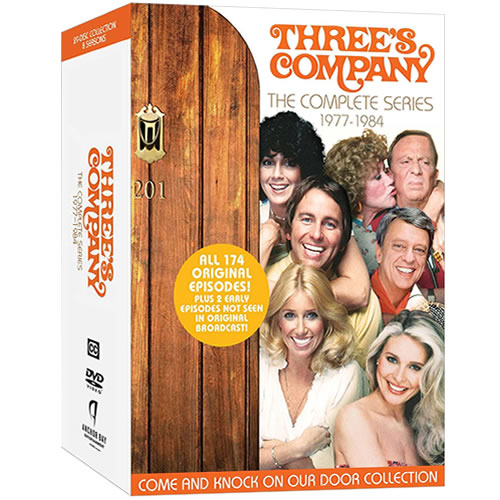 Three's Company - Complete Series DVD For Sale