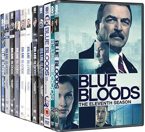 Blue Bloods: Complete Series 1-11 DVD For Sale