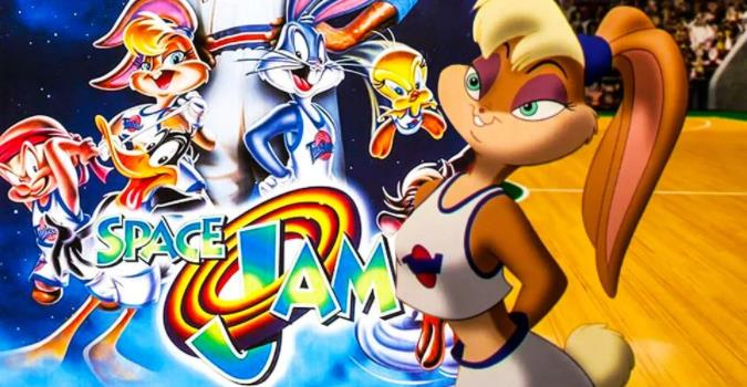 Why Space Jam Created Lola Bunny (Rather Than Use An Existing Tune)