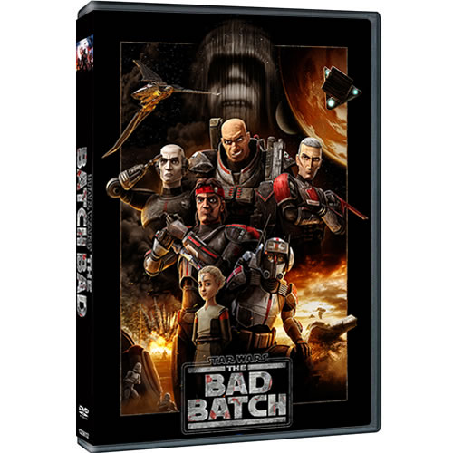 Star Wars: The Bad Batch on DVD For Sale